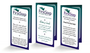 First Step Pocket Cards