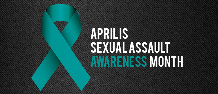 Sexual assult awareness month