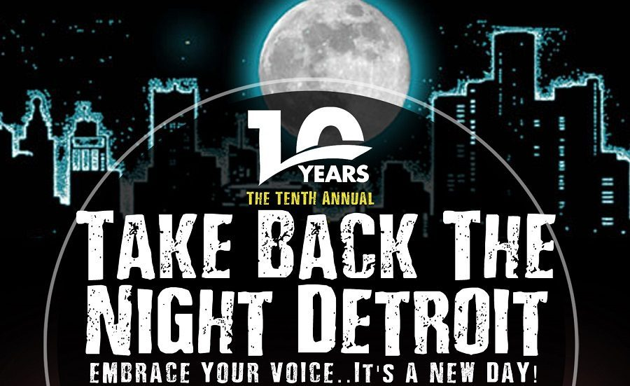 Take Back The Night Detroit