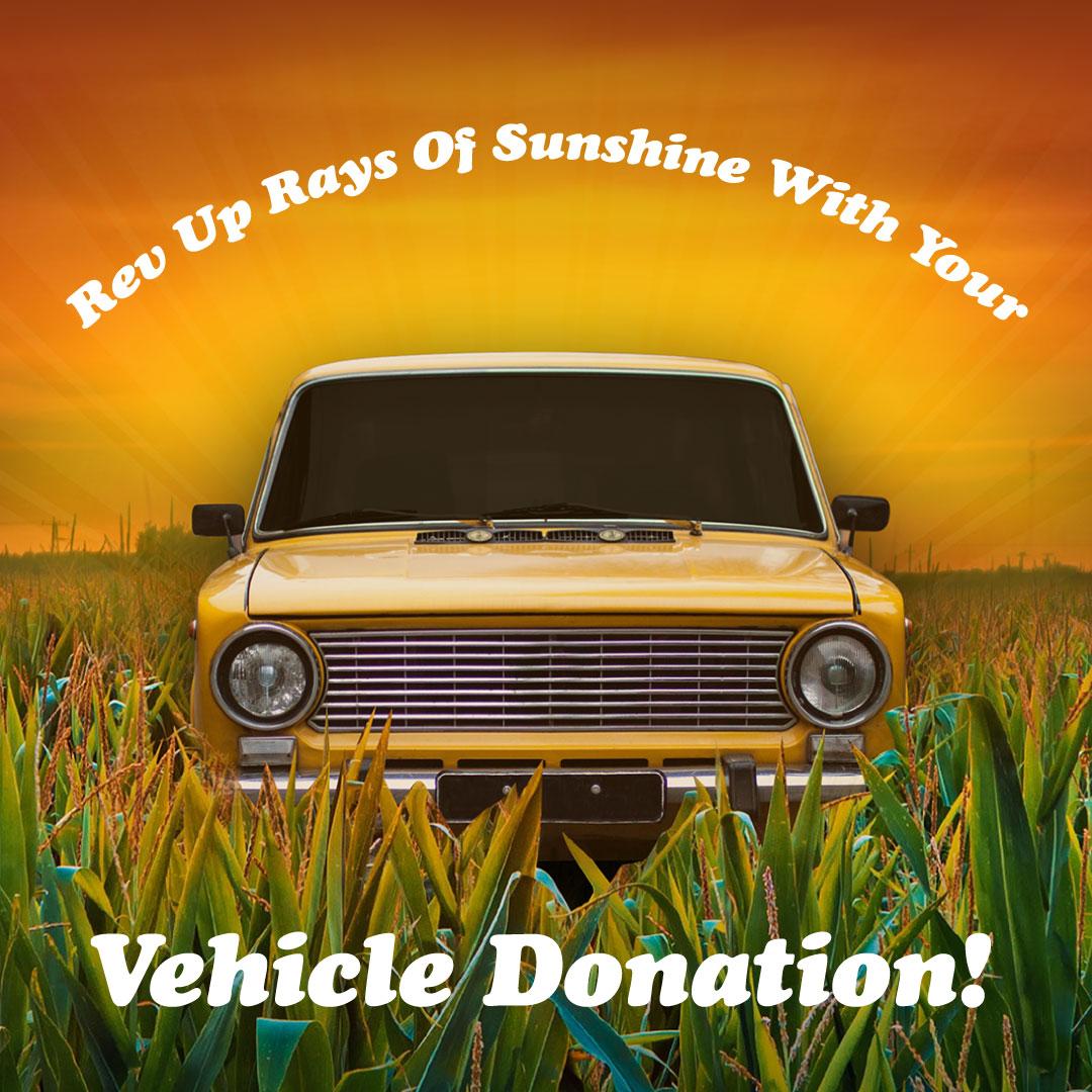 sunshine donate vehicle