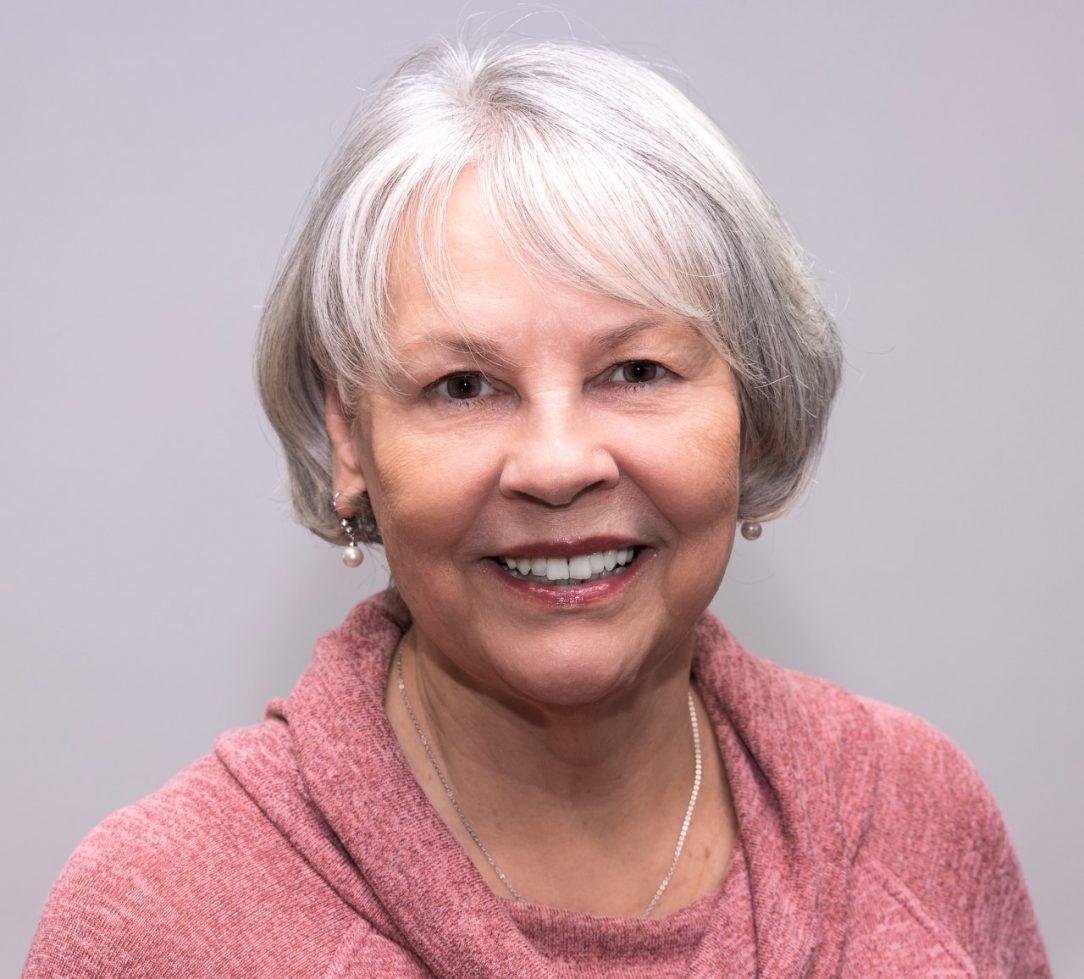 Carolyn Baetz - First Step Tillie Award for Outstanding Volunteer