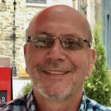 John Seedot - First Step Staff Hope Award
